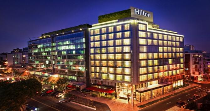Hilton Lima Miraflores - Exterior