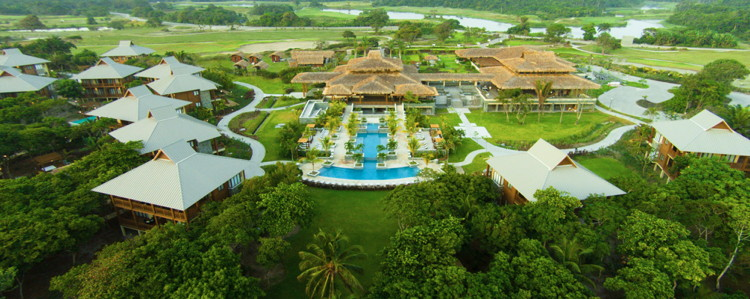 Indura Beach & Golf Resort in Honduras