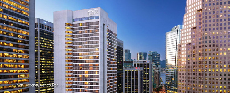 Hyatt Regency Vancouver - Source InnVest Real Estate Investment Trust