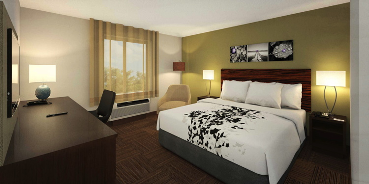 Five New-Construction Sleep Inn Hotels Coming to Houston Area