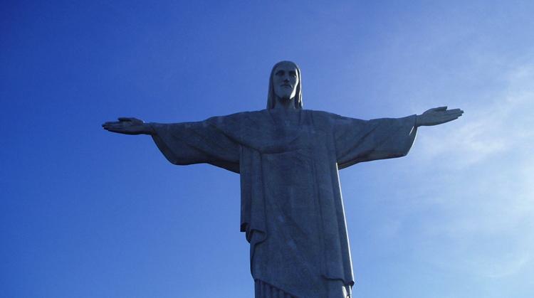 Cristo Redentor - Rio de Janeiro - Wikimedia