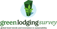 Green Lodging Survey logo