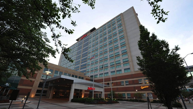 Indianapolis Marriott Downtown Hotel
