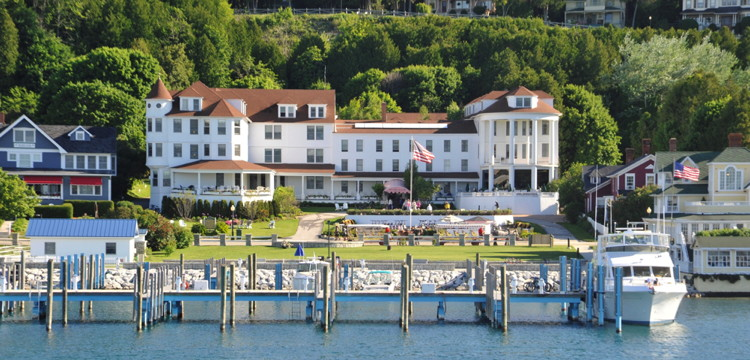 hotel history the island house hotel 1852 mackinac island michigan rh hotelnewsresource com grand hotel in mackinac island lodging in mackinac island