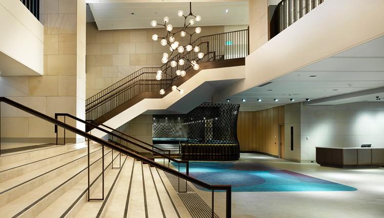 Hyatt Regency Sydney Hotel Lobby