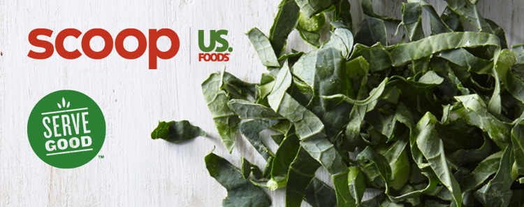 Promotional image for US Foods Sustainable Product Line