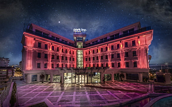Park Inn by Radisson in Ankara, Turkey