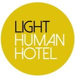Light Human Hotel - Logo