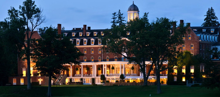The Otesaga Hotel, Cooperstown, New York
