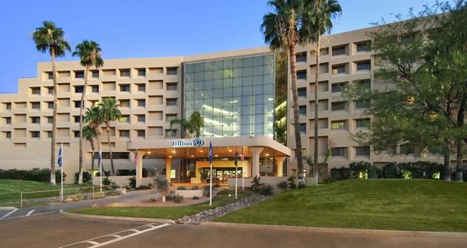 Hilton Tucson East Hotel