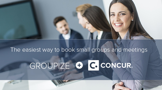 Prmotional image for Group Small Meeting Self-Booking Tool