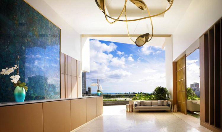 Suite at The Ritz-Carlton Residences, Waikiki Beach