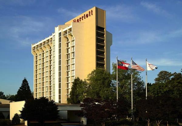 Atlanta Marriott Perimeter Center Hotel