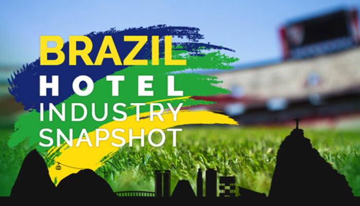 Image from Brazil Hotel Industry Snapshot Infographic