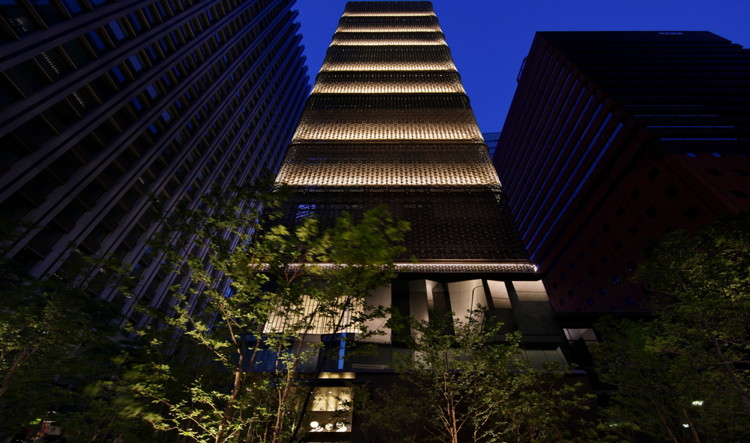 HOSHINOYA Tokyo Hotel - Exterior