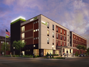 Home2 Suites by Hilton La Crosse Exterior
