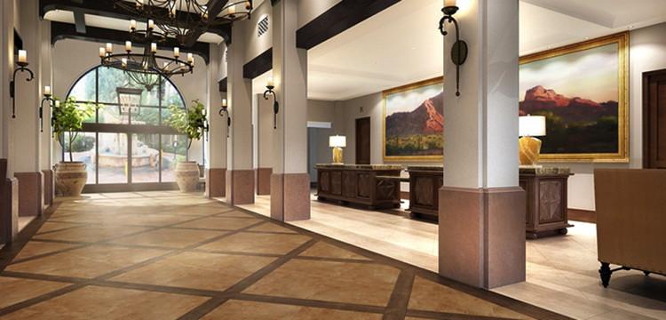 Embassy Suites by Hilton Scottsdale Resort - Lobby