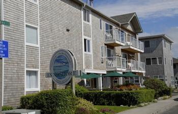 Inn at the Shore, Seaside, Oregon - Exterior