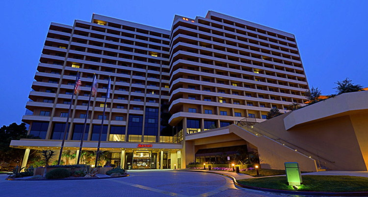 San Diego Marriott La Jolla Hotel - Exterior