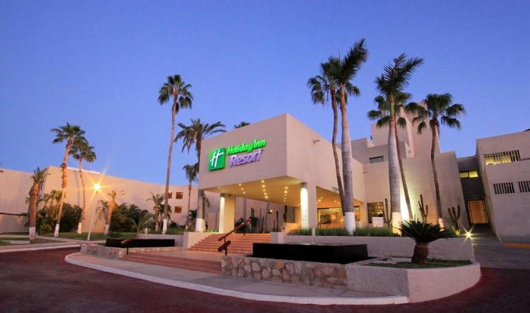 A Holiday Inn resort