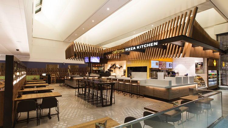 California Pizza Kitchen at LAX Terminal 1