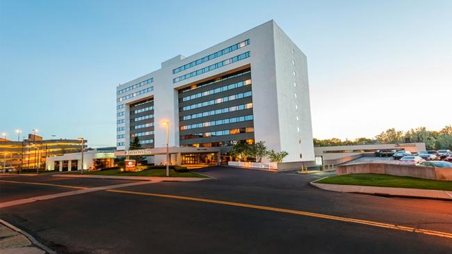 DoubleTree by Hilton Hotel in Binghamton, N.Y. - Exterior