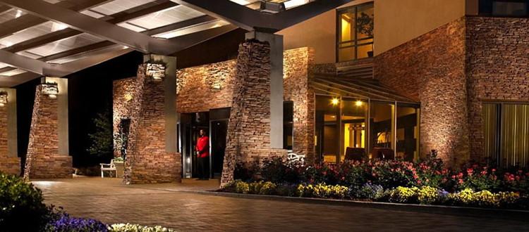 Marriott Century Center/Emory Area in Atlanta - Entrance