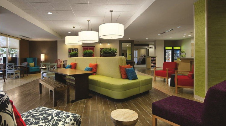 Home2 Suites by Hilton in Stillwater, Oklahoma - Lobby