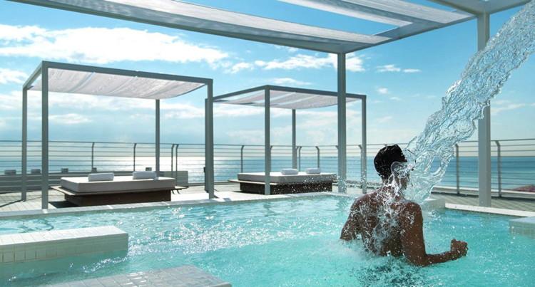 COMO Metropolitan Miami Beach Hotel - Pool