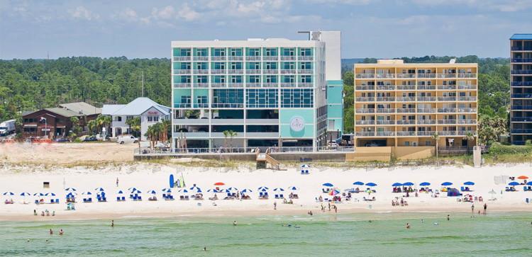 Best Western Premier Tides Hotel in Orange Beach, Alabama - Exterior