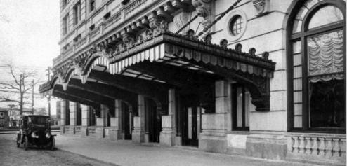 Hotel duPont, Wilmington, Delaware - ca 1913