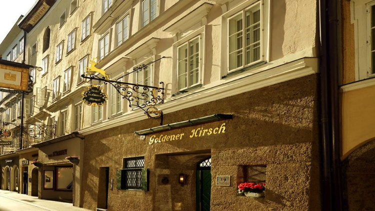 Hotel Goldener Hirsch, A Luxury Collection Hotel in Salzburg, Austria