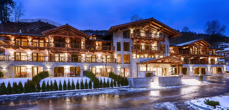 An Alpin Rentals Hotel