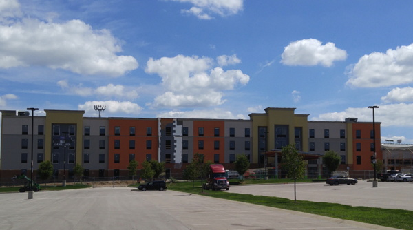 Hampton Inn & Suites by Hilton Scioto Downs