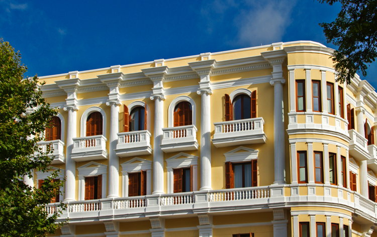 Gran Hotel Montesol Ibiza - exterior