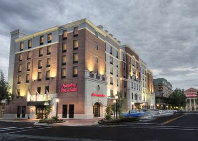 Hampton Inn & Suites Gainesville Hotel