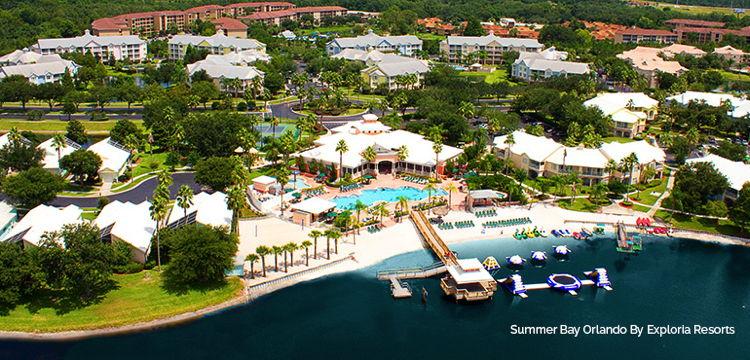 Summer Bay Orlando by Exploria Resorts - Aerial view