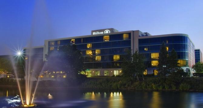 Hilton Lexington Suites Hotel - exterior