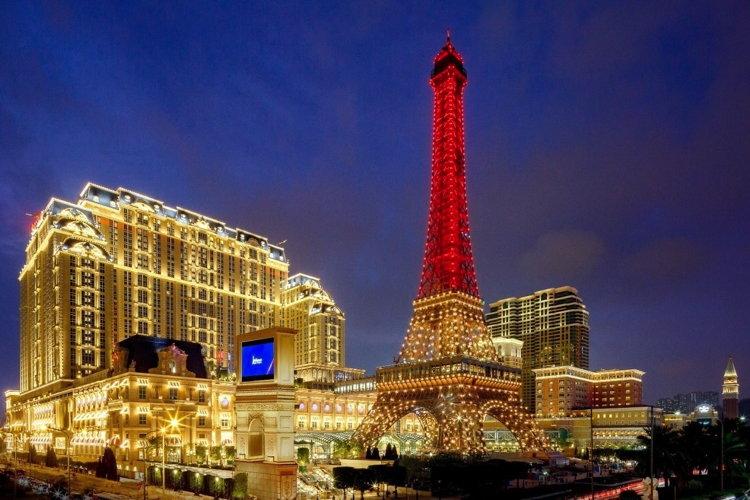 The Parisian Macao - Exterior