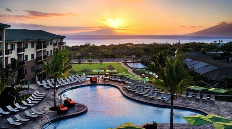 Residence Inn by Marriott Maui Wailea Hotel - Pool
