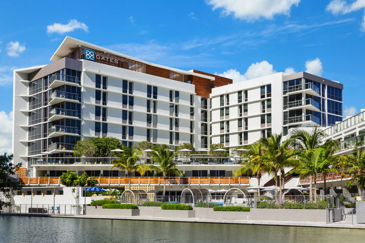 The Gates Hotel South Beach – A DoubleTree by Hilton - exterior