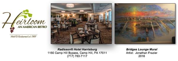 Radisson Hotel Harrisburg, Pa - Restaurant