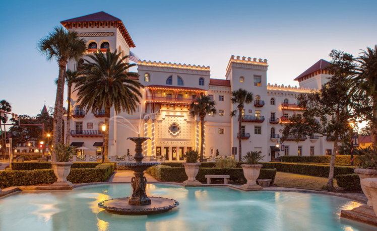 Casa Monica Hotel St Augustine Florida