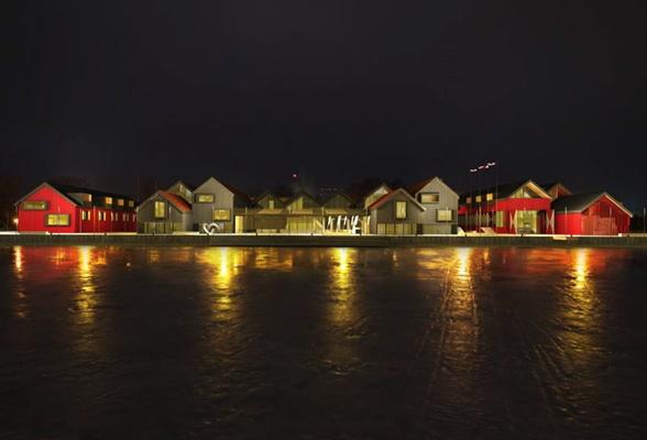 Rendering of the Radisson Blu Hotel & Spa Nida Marina Coming to Lithuania