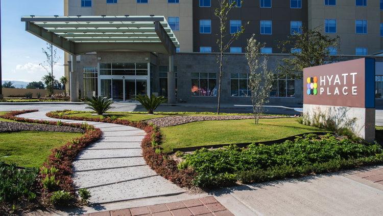 Hyatt Place Celaya Hotel - Entrance