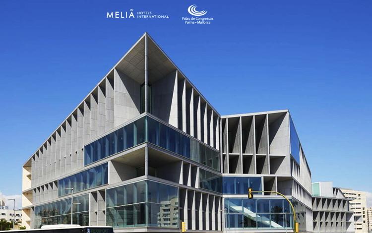 Rendering of the Palacio De Congresos in Palma De Mallorca