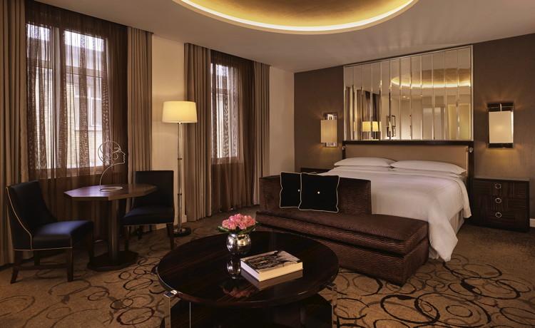 Sheraton Grand London Park Lane - Art Deco Suite