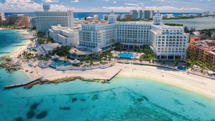 Riu Palace Las Americas Hotel Cancún - Aerial view