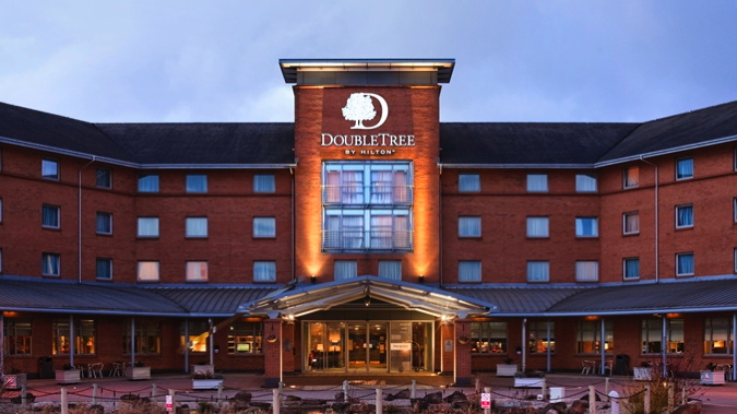 DoubleTree by Hilton Strathclyde Hotel - Exterior