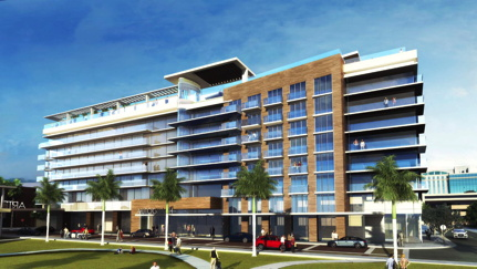 Rendering of the Marriott Autograph Collection Hotel Announced for West Palm Beach, Fla